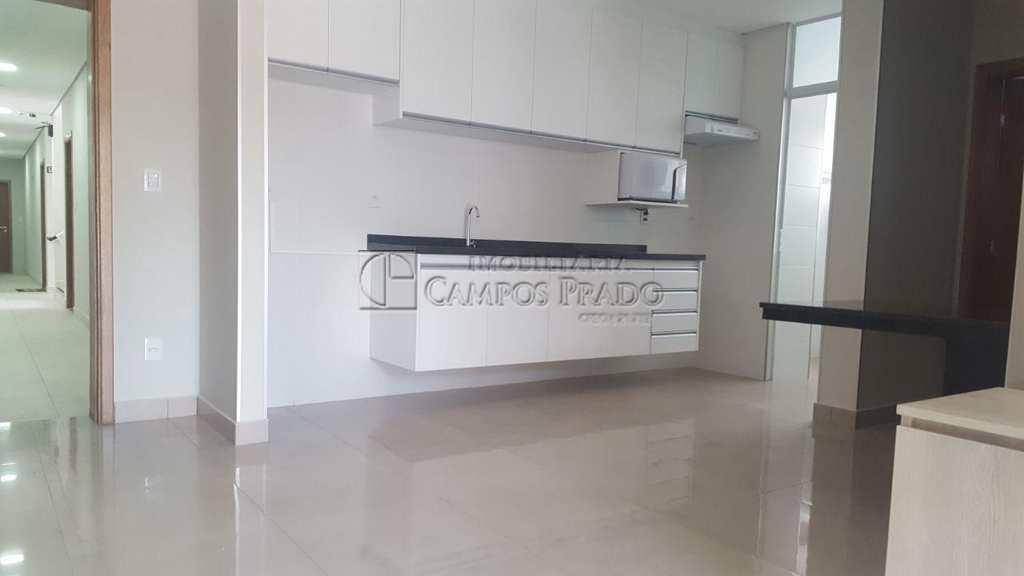 Apartamento em Jaú, no bairro Vila Hilst