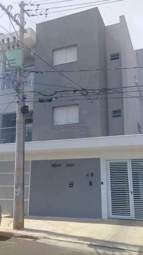 Apartamento, código 46914 em Jaú, bairro Vila Hilst