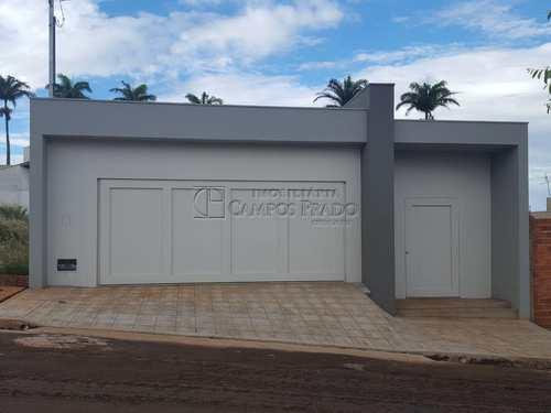 Casa, código 46938 em Jaú, bairro Jardim Maria Luiza III