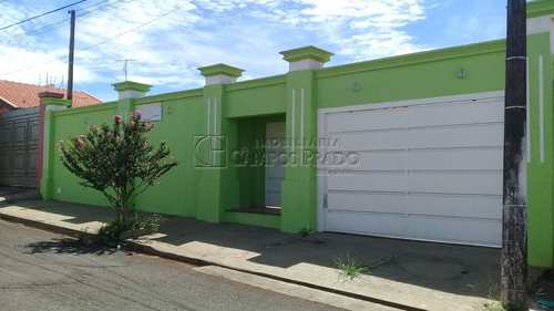 Casa, código 46941 em Jaú, bairro Villagio DI Roma