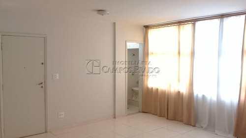 Apartamento, código 46945 em Jaú, bairro Centro
