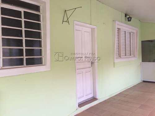 Casa, código 46951 em Jaú, bairro Jardim Bela Vista