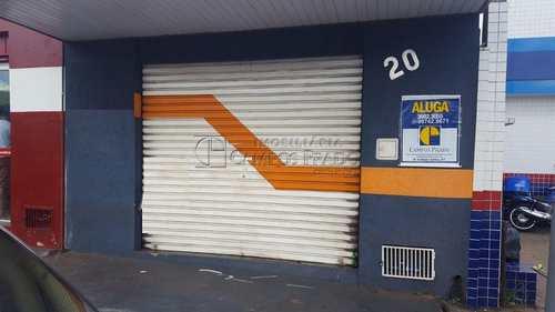 Salão, código 46956 em Jaú, bairro Jardim Estádio