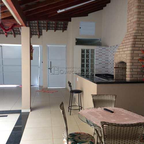 Casa, código 46960 em Jaú, bairro Jardim Campos Prado