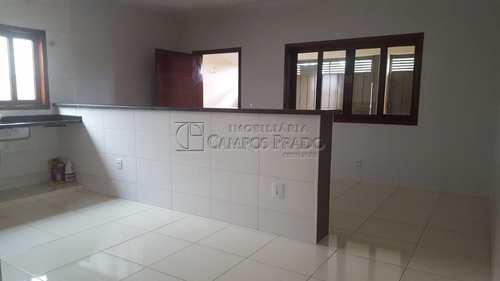 Casa, código 46962 em Jaú, bairro Jardim Cila de Lúcio Bauab