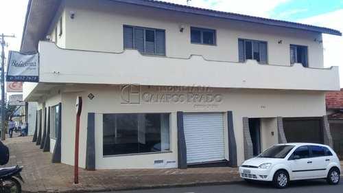 Casa, código 46970 em Jaú, bairro Centro
