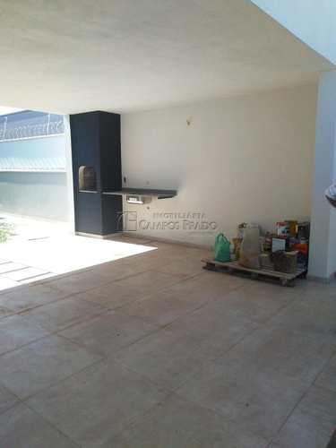 Casa, código 46975 em Jaú, bairro Jardim Campos Prado