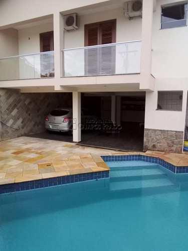 Casa, código 46982 em Jaú, bairro Jardim Alvorada