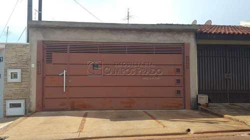 Casa, código 47006 em Jaú, bairro Jardim América