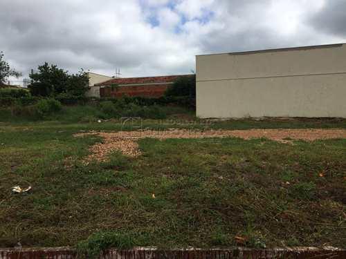 Terreno, código 47020 em Jaú, bairro Jardim Novo Horizonte