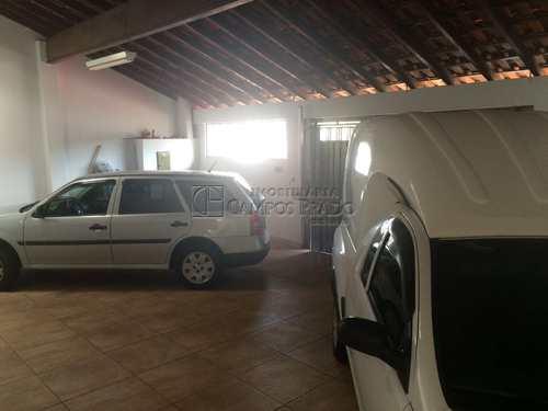 Casa, código 47065 em Jaú, bairro Vila Vicente