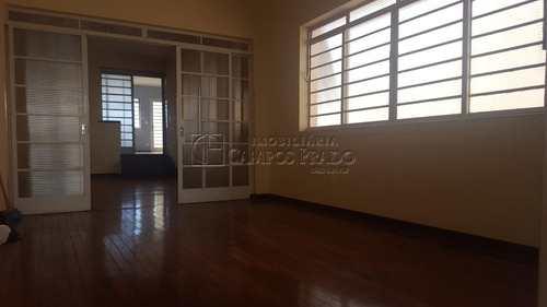Casa, código 47090 em Jaú, bairro Centro