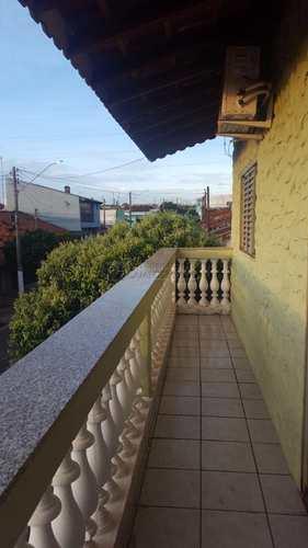 Casa, código 47094 em Jaú, bairro Jardim Padre Augusto Sani