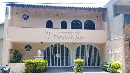 Casa, código 47122 em Jaú, bairro Chácara Braz Miraglia