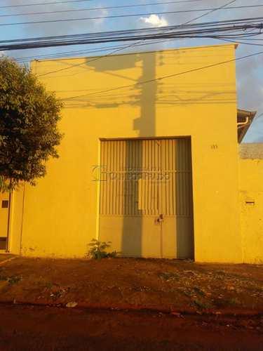 Armazém ou Barracão, código 47139 em Jaú, bairro Jardim Nova Jaú