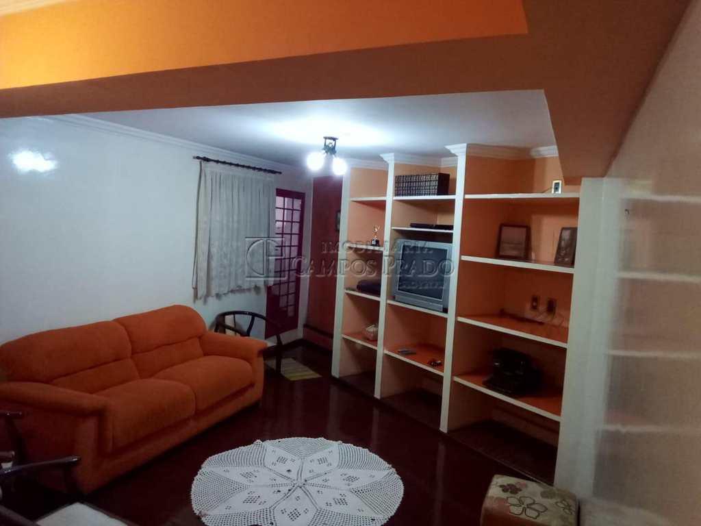 Casa em Jaú, bairro Chácara Braz Miraglia