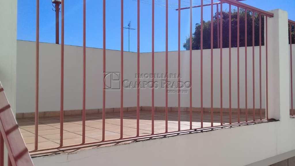 Casa em Jaú, no bairro Chácara Braz Miraglia