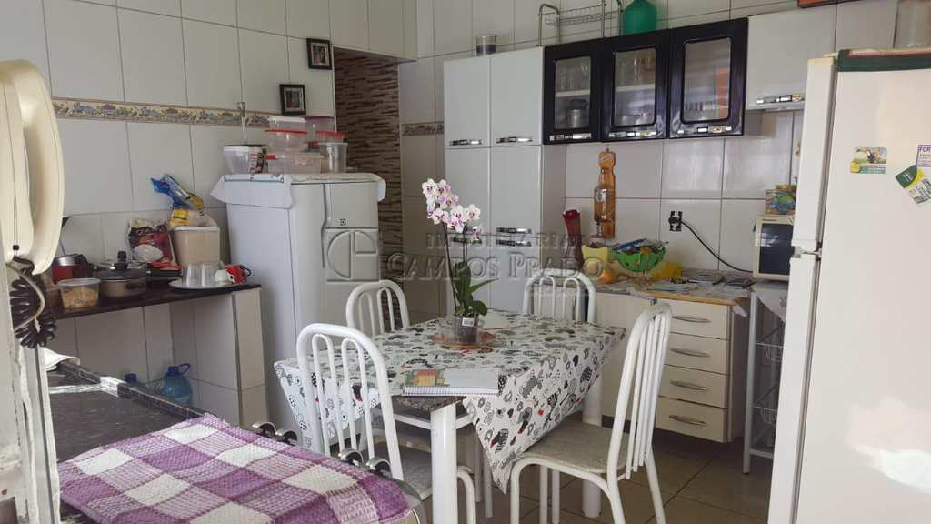 Casa em Jaú, bairro Jardim Cila de Lúcio Bauab