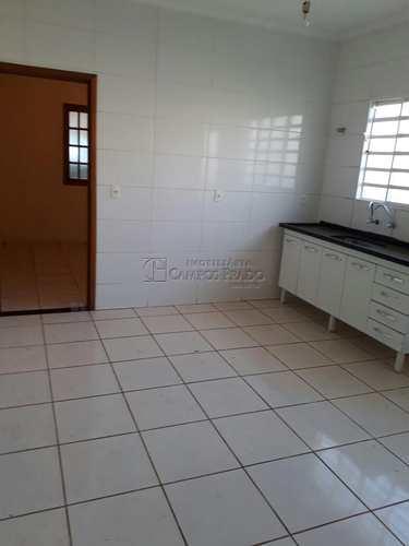 Casa, código 47163 em Jaú, bairro Jardim Sanzovo