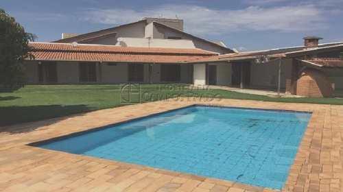 Casa, código 47196 em Jaú, bairro Jardim Alvorada II