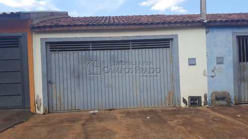 Casa, código 47218 em Jaú, bairro Chácara Flora