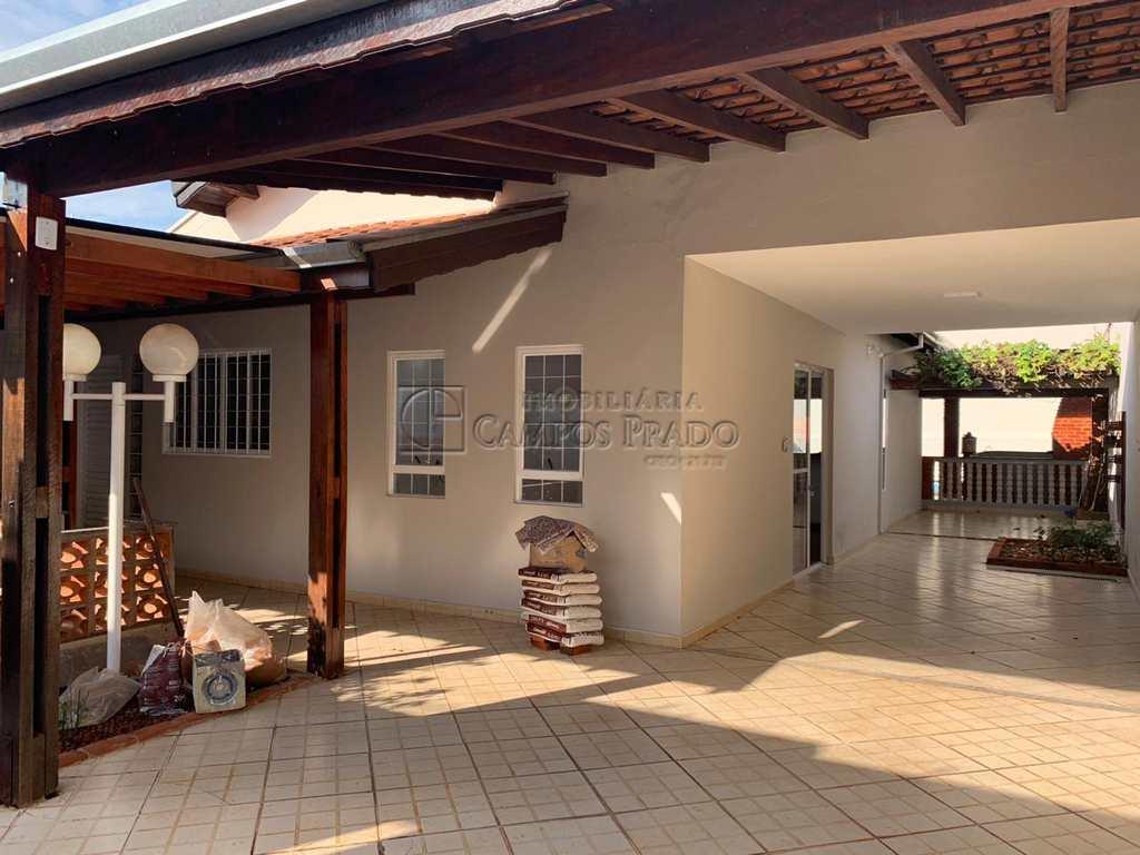 Casa em Jaú, bairro Jardim Olímpia