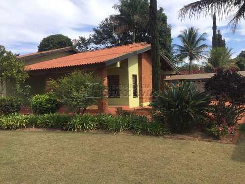 Casa, código 47249 em Jaú, bairro Chácara Itaúna