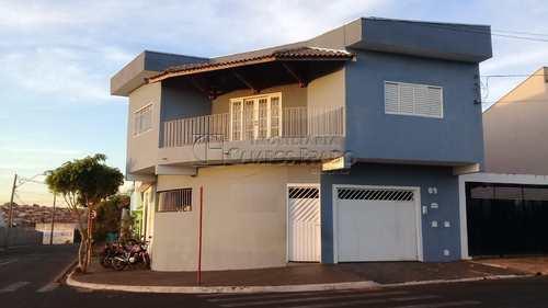 Casa, código 47269 em Jaú, bairro Jardim Cila de Lúcio Bauab