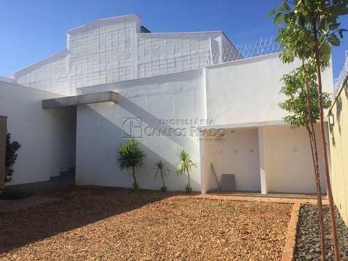 Sala Comercial, código 47275 em Jaú, bairro Vila Assis