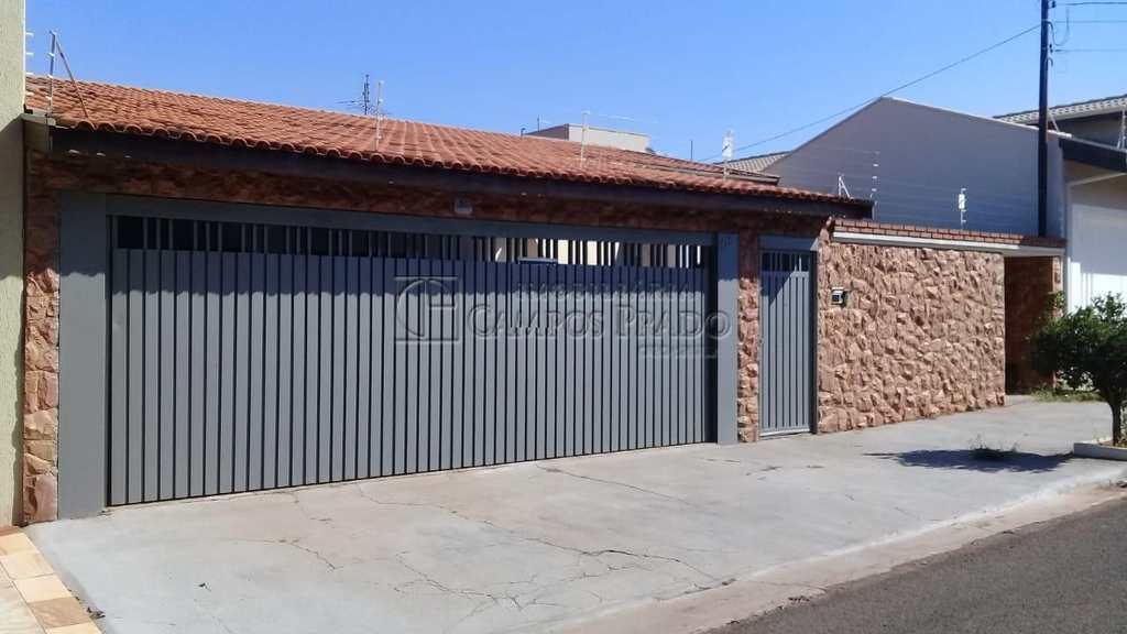 Casa em Jaú, no bairro Jardim Alvorada II