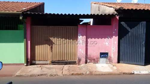 Casa, código 47281 em Jaú, bairro Jardim Pedro Ometto