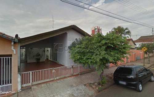 Casa, código 47298 em Jaú, bairro Chácara Braz Miraglia