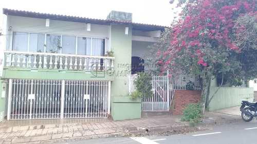 Casa, código 47328 em Jaú, bairro Chácara Braz Miraglia