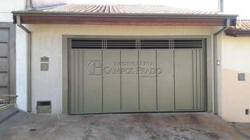 Casa, código 47349 em Jaú, bairro Jardim Dona Emília
