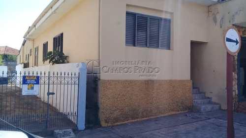 Casa, código 47367 em Jaú, bairro Jardim Regina