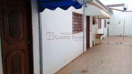 Casa, código 47372 em Jaú, bairro Jardim Orlando Chesini Ometto