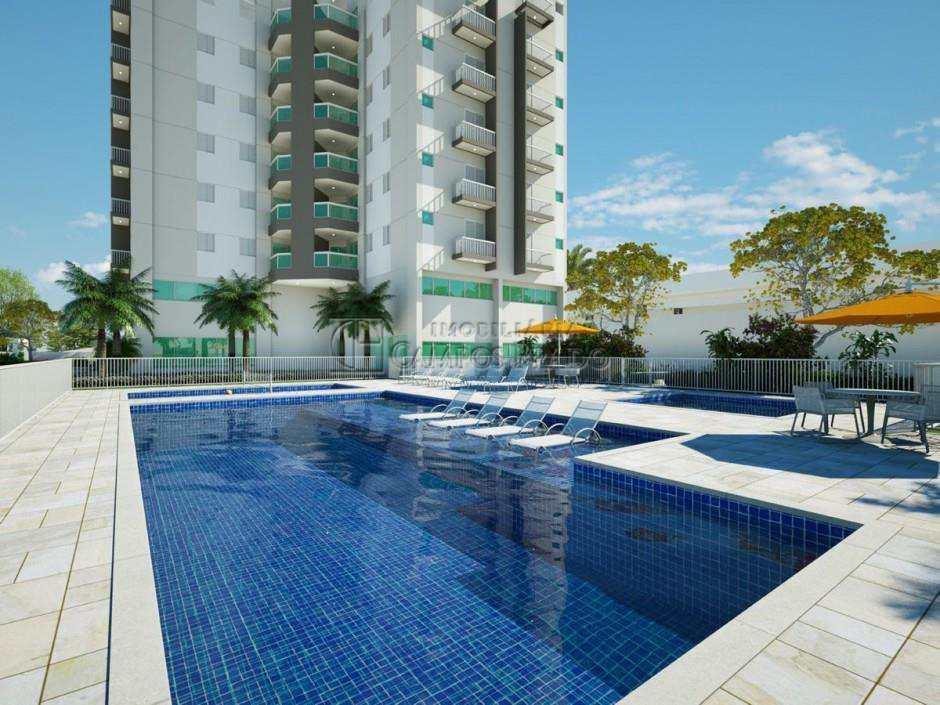 Apartamento em Jaú, bairro Jardim Netinho Prado