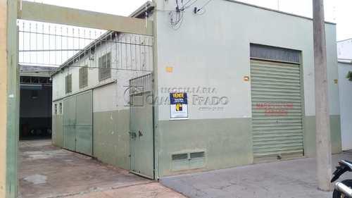 Armazém ou Barracão, código 47394 em Jaú, bairro Jardim Doutor Luciano