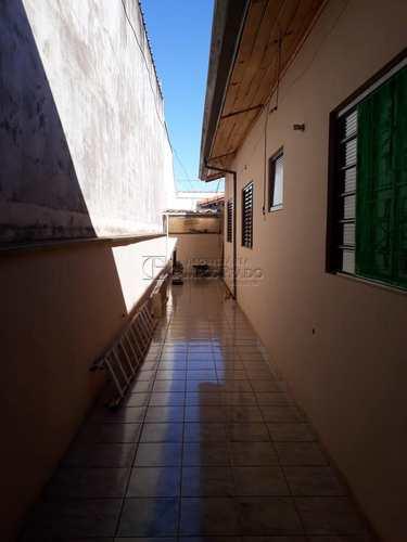 Casa, código 47459 em Jaú, bairro Jardim Santa Rosa