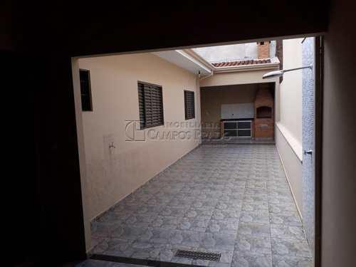 Casa, código 47531 em Jaú, bairro Jardim Cila de Lúcio Bauab