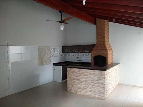 Casa, código 47539 em Jaú, bairro Jardim Dona Emília