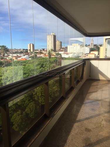 Apartamento, código 47544 em Jaú, bairro Centro