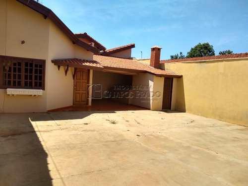 Casa, código 47549 em Jaú, bairro Jardim Novo Horizonte