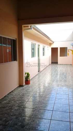 Casa, código 47552 em Jaú, bairro Jardim Orlando Chesini Ometto