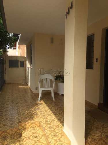 Casa, código 47566 em Jaú, bairro Vila Industrial