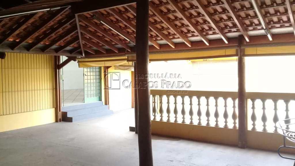 Casa em Jaú, bairro Jardim Novo Horizonte