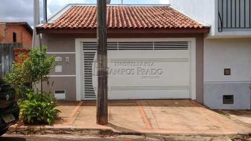 Casa, código 47690 em Jaú, bairro Jardim Sanzovo