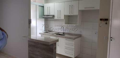 Apartamento, código 47700 em Jaú, bairro Conjunto Habitacional dos Comerciários I