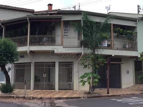 Casa, código 47732 em Jaú, bairro Jardim Doutor Luciano