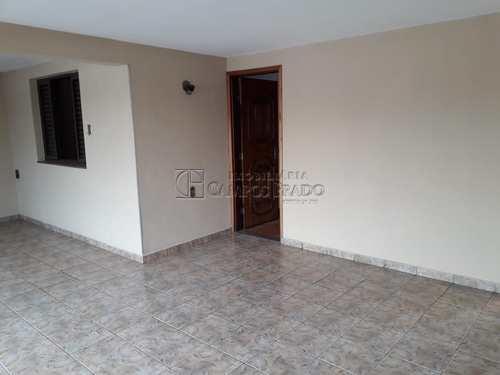 Casa, código 47803 em Jaú, bairro Vila Sampaio Bueno